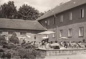 0-1231 DIENSDORF, FDGB-Ferienheim, Terrasse