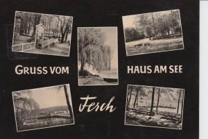 0-1501 FERCH, Haus am See, 1963