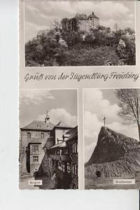 5242 KIRCHEN / SIEG - Freusburg, Jugendburg Mehrbildkarte