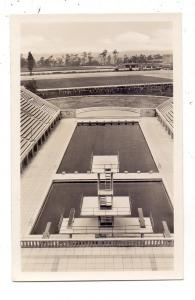 OLYMPIA 1936 BERLIN, Reichssportfeld, Blick auf das Schwimmstadion