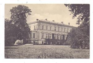 POMMERN - BELGARD-GRÜSSOW / BIALOGARD-GRUSZEWO, Schloss, Photo-AK, 1912, in Zarnefranz aufgegeben