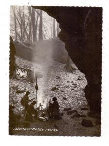 5530 GEROLSTEIN - NEROTH, Nerother Höhle, Gründungsstätte des Nerother Wandervogels