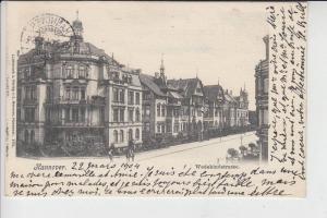 3000 HANNOVER, Wedekindstrasse 1904