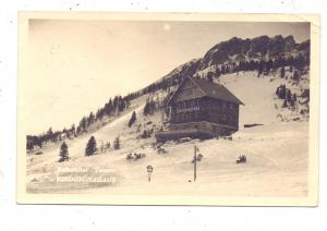 A 5562 OBERTAUERN, Vindobonahaus, 1941, Feldpost, Eckknick