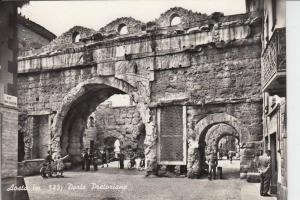 I 11100 AOSTA Portas Pretoriennes