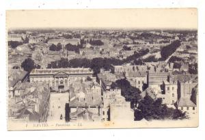 F 44000 NANTES, Panorama, Louis Levy No. 1