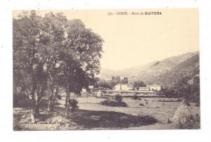 F 20153 GUITERA, Corse 2A, Bains de Guitera