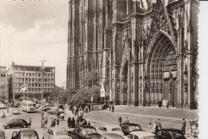 5000 KÖLN, KÖLNER DOM, Südportal 50-er Jahre