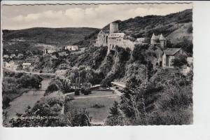 5169 HEIMBACH, Ortsansicht 1961, aptierter Stempel