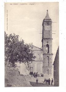 F 20252 LENTO, CORSE 2B, l'Eglise