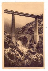 F 20219 VIVARIO, CORSE 2B, Viaduc de Vecchio, 1939