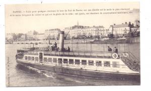 BINNENSCHIFFE - LOIRE, Nantes, Fähre