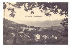 F 20136 BOCOGNANO, Corse 2A, vue generale