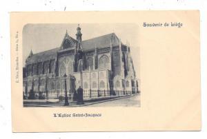 B 4000 LIEGE, Eglise Saint-Jacques, NELS Serie 34 No.4
