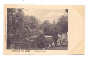 B 4000 LIEGE, Le Square d'Avroy, NELS Serie 34 No. 5