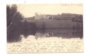 B 6980 LA ROCHE EN ARDENNE, Chateau St. Jean, NELS Serie 26 No. 73, Knicke / AF