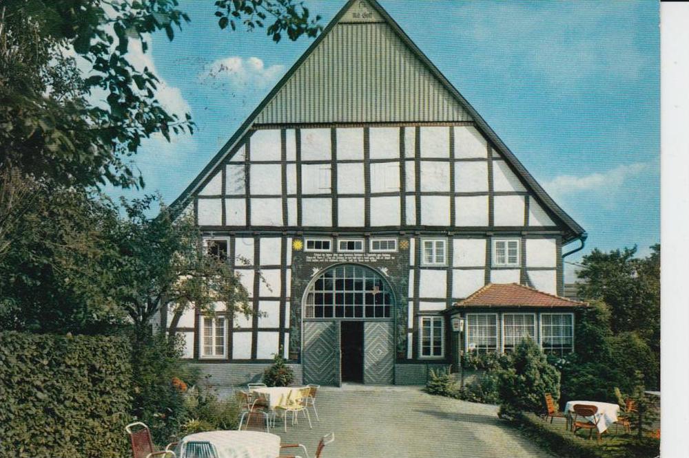 4934 HORN - BAD MEINBERG, Restaurant Beinkerhof, 1973 0