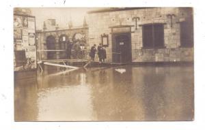 5000  KÖLN, EREIGNIS, Hochwasser 1920, Museum für Naturkunde, Photo-AK, englische Feldpost