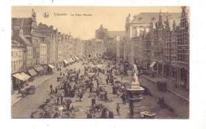 B 3000 LEUVEN, De oude Markt