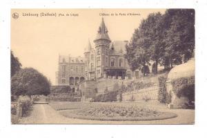 B 4830 LIMBOURG /Dolhain, Chateau de la Porte d'Ardenne, NELS No.140
