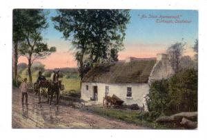 EIRE / IRLAND - MAYO - CASTLEBAR, An Irish Homestaed, 1919