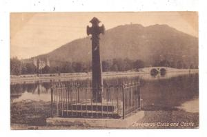 ARGYLLSHIRE - INVERARAY, Cross and Castle