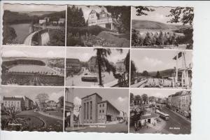 5880 LÜDENSCHEID, Mehrbildkarte 1958