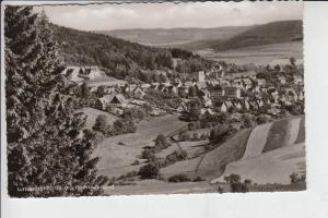 5948 SCHMALLENBERG - FREDEBURG, Ortsansicht 1962