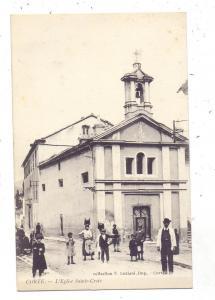 F 20250 CORTE, L'Eglise Sainte-Croix