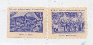 SAMOA - Küche / Kitchen - Teufelstänzer / Devil's dancer, Vignetten / Cinderellas, Mission