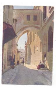ISRAEL - JERUSALEM, ECCE-HOMO-BOGEN, Farbphotographie