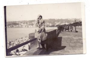 I 00100 NAPOLI / NEAPEL, Photo-AK, 1931