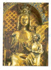 4000 DÜSSELDORF - KAISERSWERTH, Suitbertus-Basilika, Suitbertusschrein