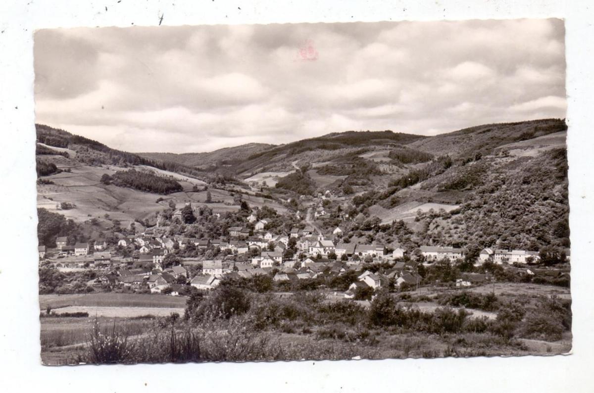 5530 GEROLSTEIN - MÜRLENBACH, Ortsansicht, 1957 0