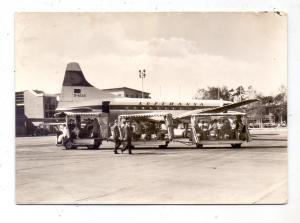 FLUGHAFEN / AIRPORT - Frankfurt, LUFTHANSA, ca. 1960