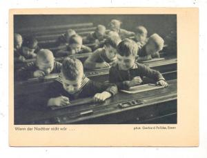 SCHULE / School, Kinder, 30er Jahre