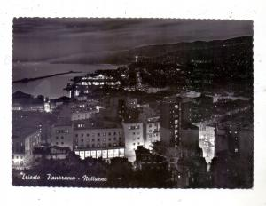 I 34100 TRIESTE, Panorama Notturno