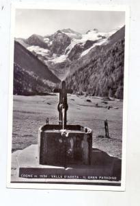 I 11012 COGNE, Valle d'Aosta, Il Gran Paradiso