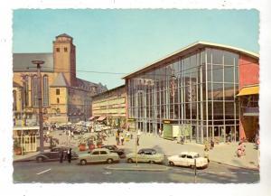 5000 KÖLN, Hauptbahnhof, Oldtimer, 1961