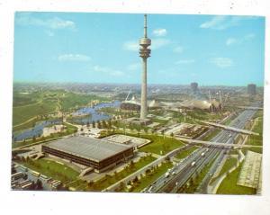SPORT - OLYMPIA, München 1972, Olympiapark