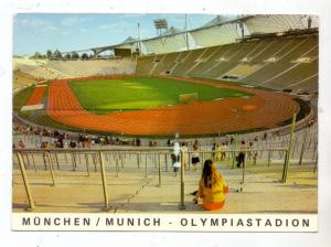 SPORT - OLYMPIA, München 1972, Olympiastadion