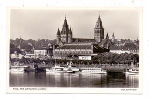 BINNENSCHIFFE - RHEIN, Binnenschiffe, Köln-Düsseldorfer