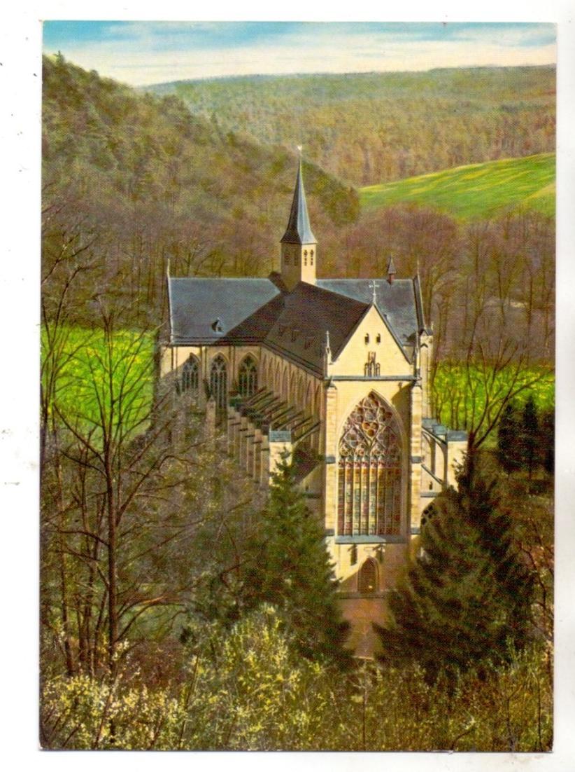 5068 ODENTHAL - ALTENBERG, Altenberger Dom, Westseite 0