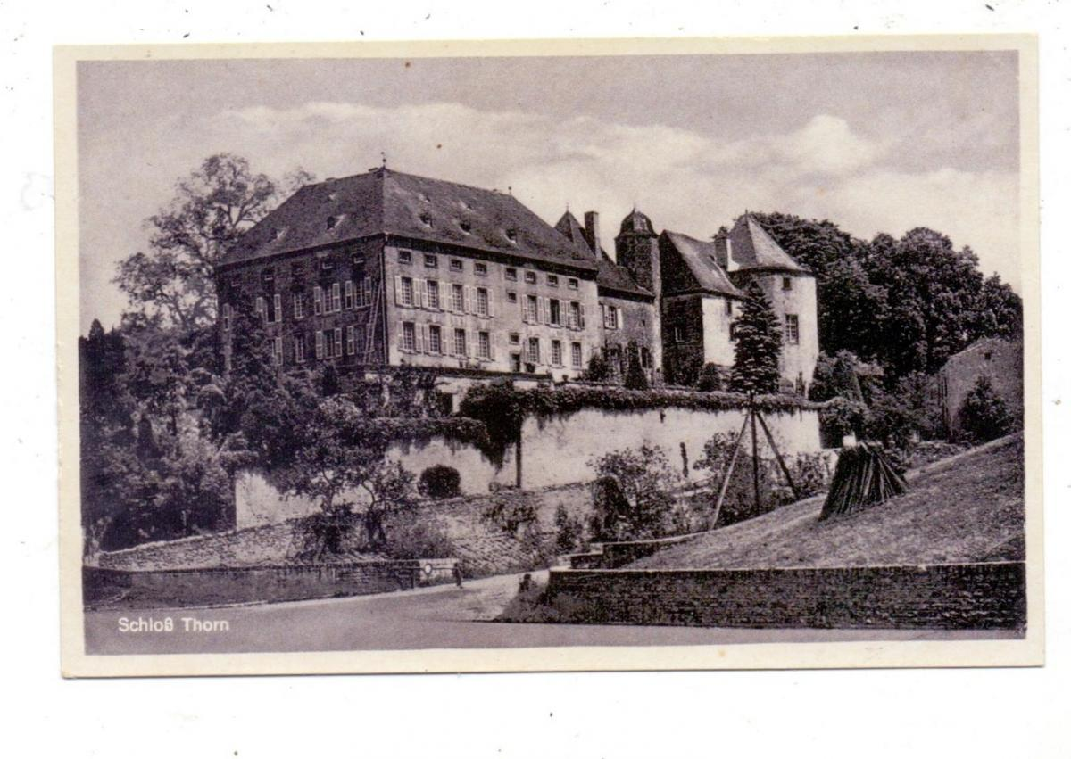 5510 SAARBURG - PALZEM, Schloss Thorn 0