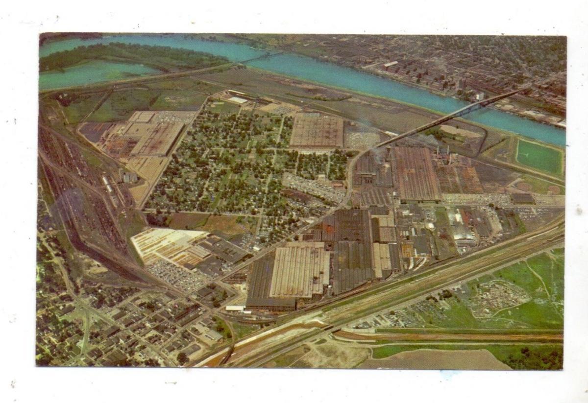 LANDWIRTSCHAFT - TRAKTOREN, Caterpillar Tractor Co., Peobia Illinois 0