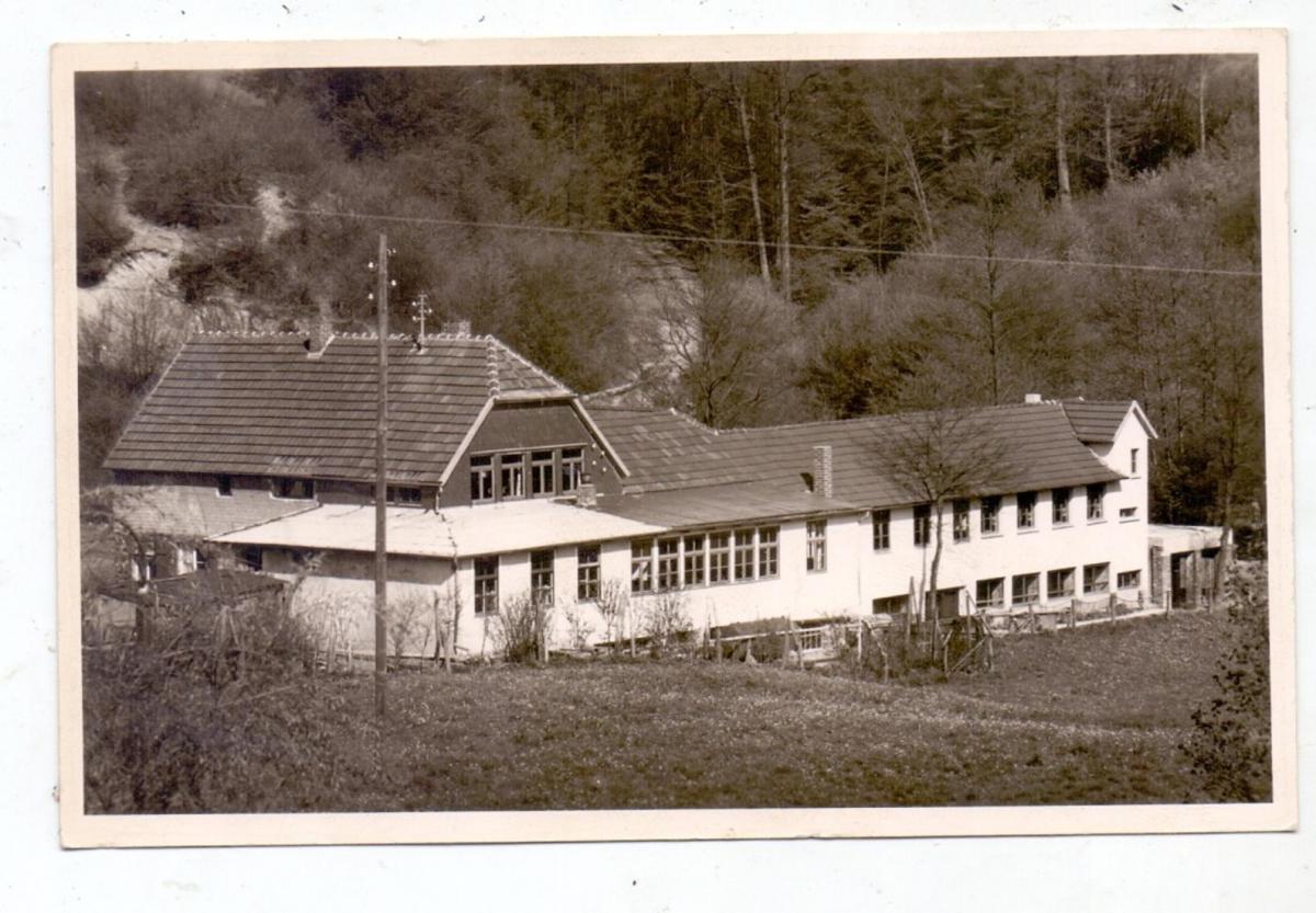 5464 ASBACH - NIEDERMÜHLEN, Haus Niedermühlen, 1956 0