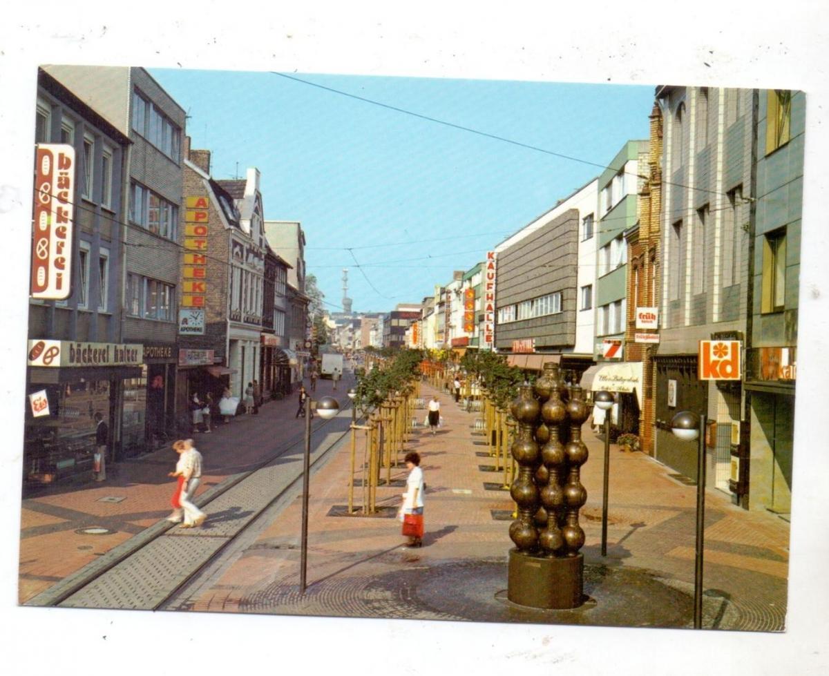 5020 FRECHEN, Fußgängerzone Hauptstrasse 0