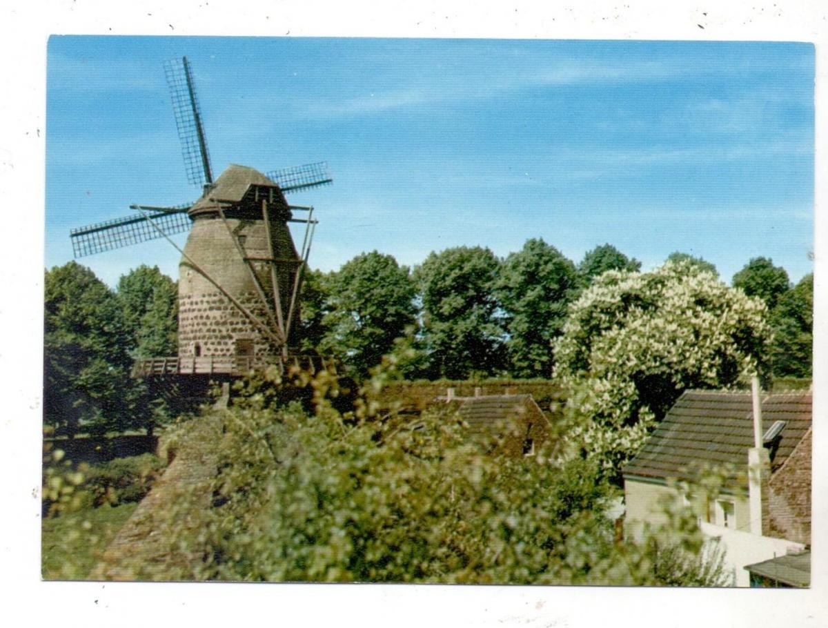 4047 DORMAGEN - ZONS, Windmühle - Mühlenturm 0
