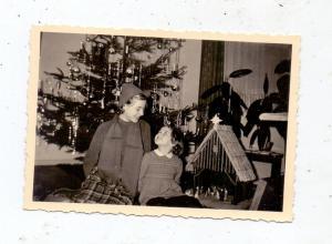 RELIGION - KRIPPE, Hauskrippe, Mitte 50er Jahre, Kleinphoto