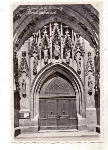 CH 1700 FRIBOURG FR, Cathedrale, Portal lateral sud